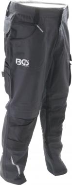 BGS Pantalones de trabajo largos Talla 58