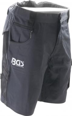 BGS Pantalones de trabajo cortos Talla 56