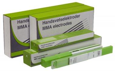 Electrodos basicamente recubiertos 4mm -6kg