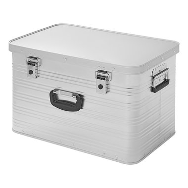 Aluminium transport case 65L