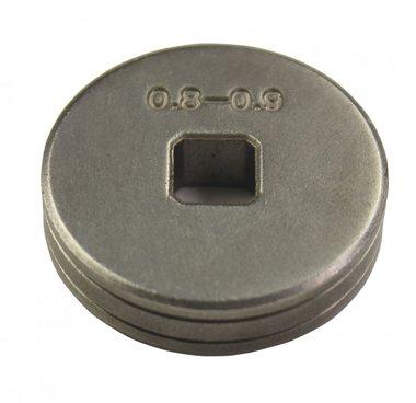 Rodillo de alimentación acero 1mm