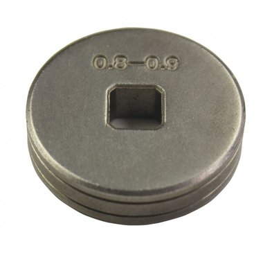 Rodillo de alimentación acero 0.8-1mm
