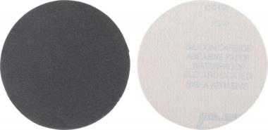 Juego de discos abrasivos granulacion de 240, fina carburo de silicio 10 piezas