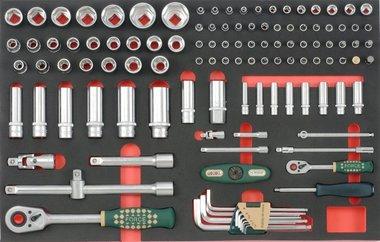 Módulo de espuma 116 Zócalo y accesorios
