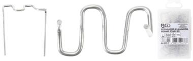 Grapas de reparacion forma de W 0,8 mm 100 piezas
