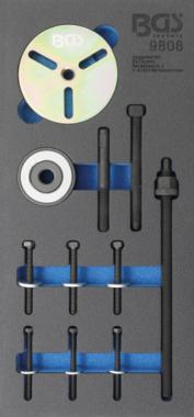 Juego de herramientas de polea de ciguenal para motores MINI Cooper W11