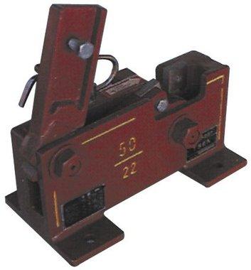 Tijeras de hierro para hormigón diámetro 22 mm
