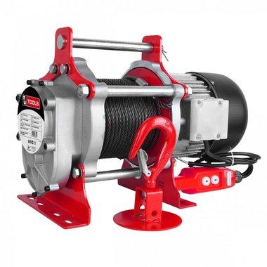 Cabrestante electrico 3x400v 750 kg