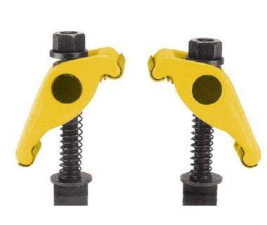 Placas de rana / placas de sujeción / empujadores 0-80mm