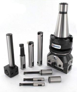 Cabezal de mandrinado universal automatico DIN228 mk / m MK3/M12