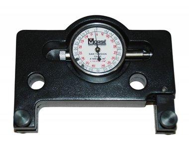 Tensiómetro de la hoja de sierra