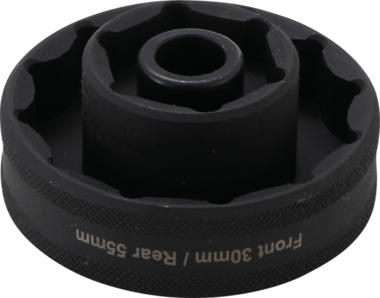Llave de vaso de impacto hexagonal / 12 caras 12,5 mm (1/2) para montaje de ruedas Ducati