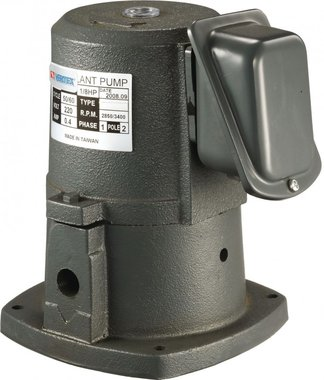 Bomba de refrigerante autoaspirante, altura 240 mm, 0,18 kw, 400V