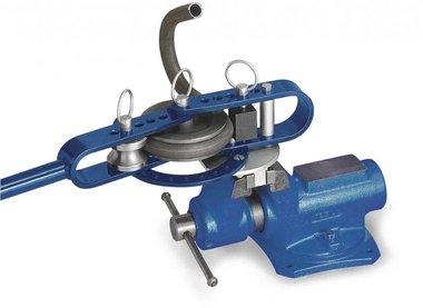 Unidad de plegado para tubos de calefacción RB12