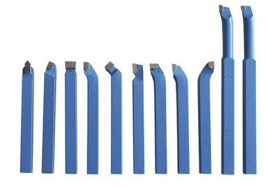 Juego de cortadoras rotativas fosilizadas de 11 piezas