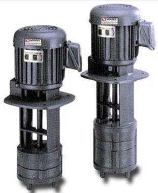 Bomba de refrigerante de alta presion de dos etapas, 250 mm, 0,55 kw, 400v