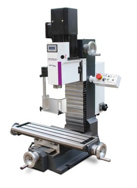 Taladradora y fresadora 400x210x270mm