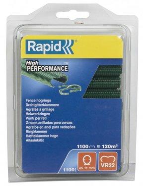 Grapado rapido VR22 con recubrimiento verde 1100 piezas