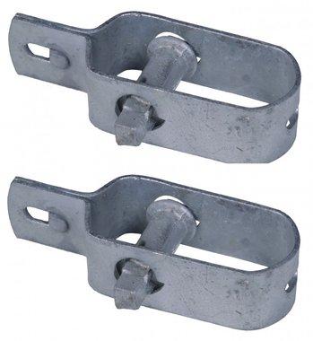Tensor del hilo no. 4 zincado x10 stuks