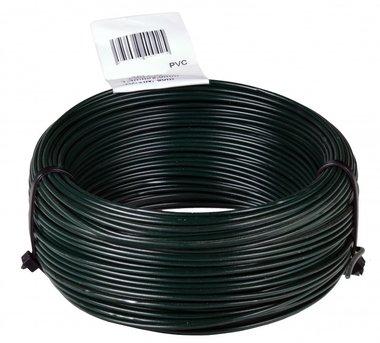 Cuerda PVC verde 1,4/2,0 mm 50 mtr-ring