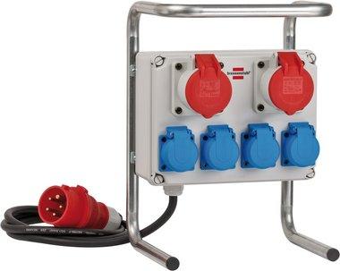 Mini distribuidor de energía BKV 2/4 G IP44