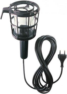 Lampara de seguridad de 5m H05RN-F 2x0.75 60W E27