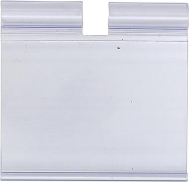 Bolsa de etiquetas, plastico 52 x 40 mm