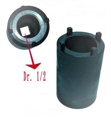 Enchufe de fijacion de la base del varillaje de direccion Daf 41mm