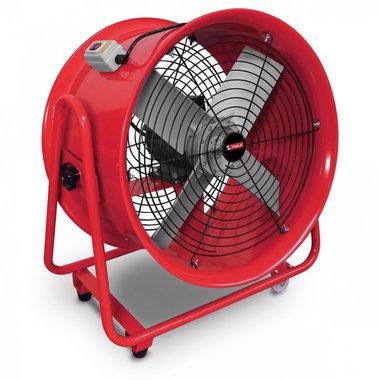 Ventilador móvil sobre ruedas 1100W 3x400V
