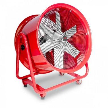 Ventilador móvil sobre ruedas 2200W 3x400V