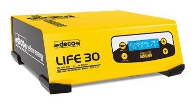 Estabilizador de bateria profesional con funcion de carga y microprocesador de 600W