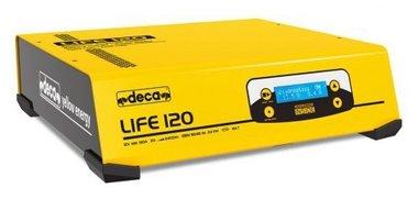 Estabilizador de batería profesional con función de carga y microprocesador 2000W