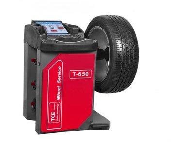 Neumáticos de equilibrio profesionales con protección T650