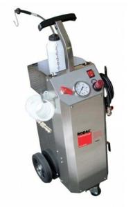 Freno eléctrico y ventilación del embrague 5 litros