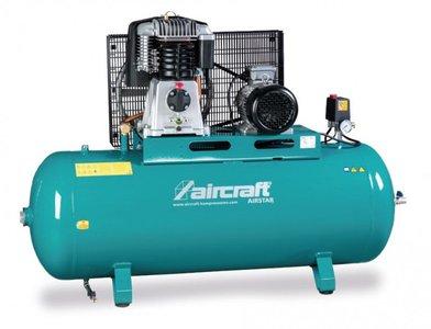Compresor de piston 4 kW - 10 bar - 270 l - 520 l / min