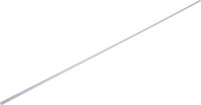Regleta Plexi en T autoadhesiva 1250 mm