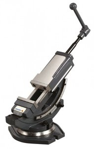 Pinza mecánica para máquina de 2 ejes - súper abierta 110mm